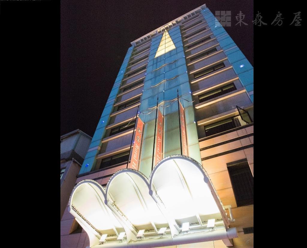 面寬14.2米,深27米五福三路近雄女頂級旅宿有旅館執照